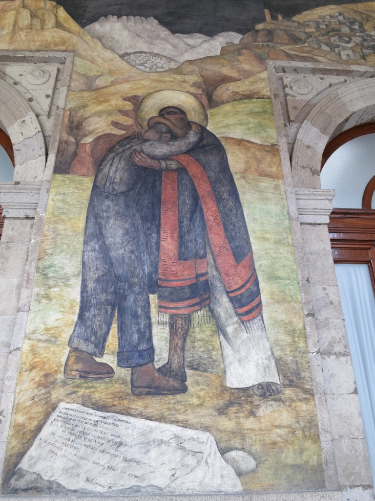4 places to see diego rivera s murals in mexico city for Diego rivera first mural